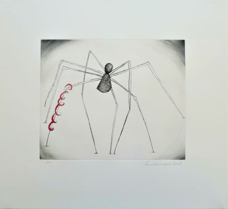 Multiple Bourgeois - Untitled (Spider and Snake)