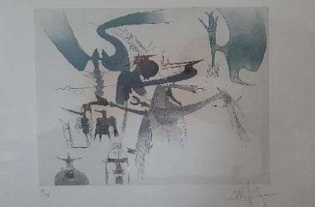 Aquatint Lam - UNTITLED SUITE