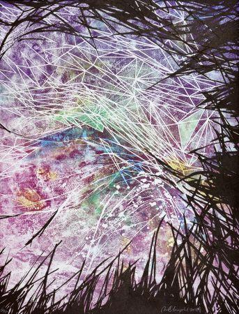 Lithograph Dolma - Upside Down