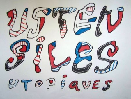 Poster Dubuffet - Ustensiles utopiques