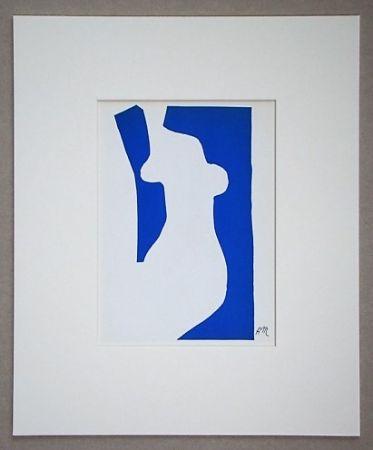 Lithograph Matisse - Vénus - 1952