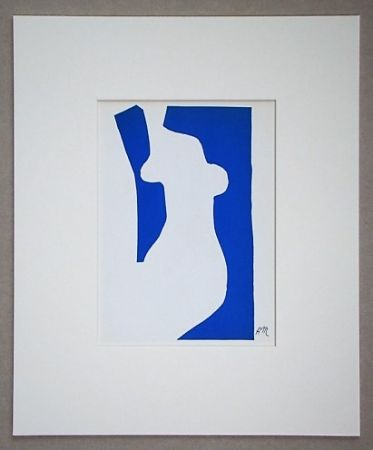 Lithograph Matisse (After) - Vénus - 1952