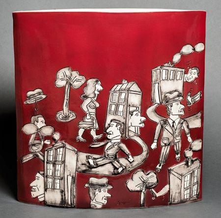 Ceramic Segui - Vase