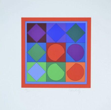 Multiple Vasarely - Vega