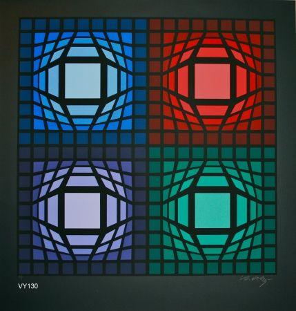 No Technical Vasarely -  VEGA-ACTT