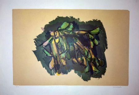 Lithograph Morlotti - Vegetali