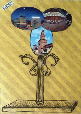 Engraving Baj - Veleno