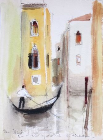No Technical Jouenne - Venise
