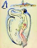 Illustrated Book Van Dongen - Venise seuil de l'eau