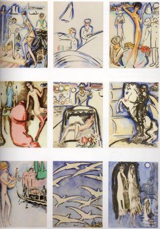 Illustrated Book Van Dongen - Venise seuil des eaux