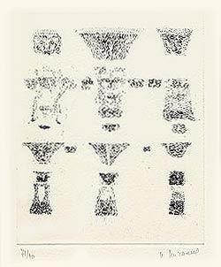 Illustrated Book Michaux - Vents et Poussières