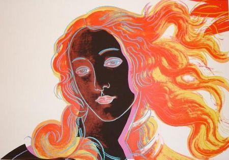Screenprint Warhol - Venus