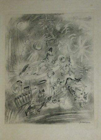 Illustrated Book Pascin - Venus dans la balance