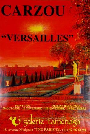 Offset Carzou - Versailles Galerie Taménaga
