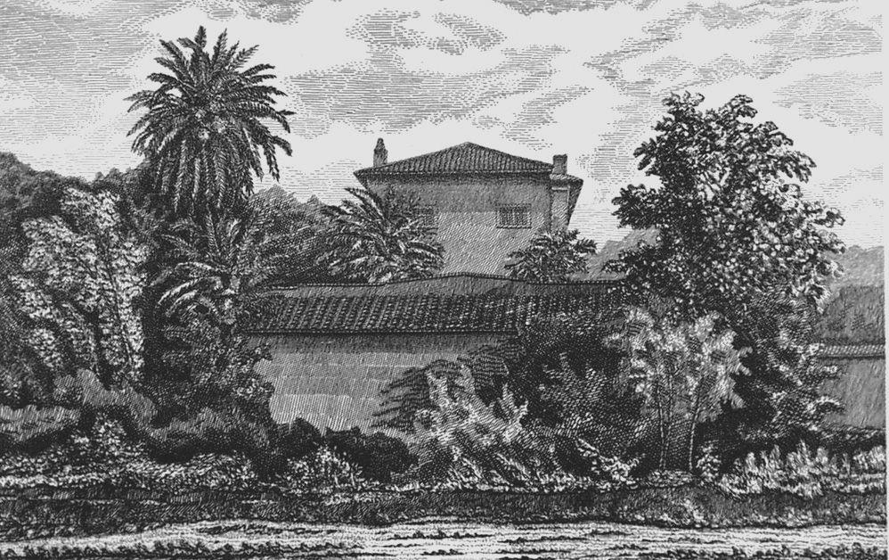Engraving Mongatti - Verso il mare