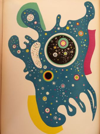 Illustrated Book Kandinsky - Verve 2