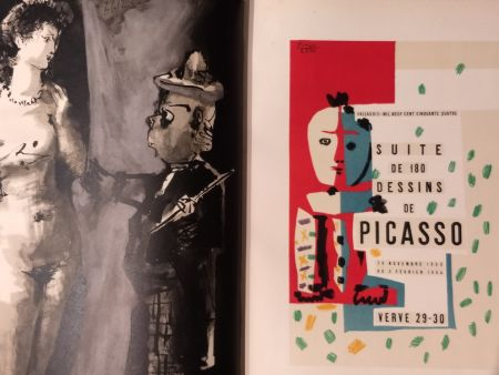 Illustrated Book Picasso - Verve no 29/30