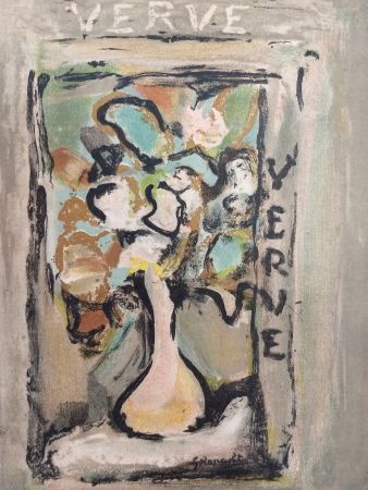 Illustrated Book Rouault - Verve no 4