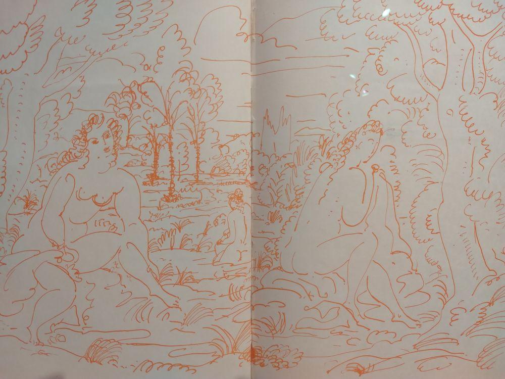 Illustrated Book Matisse - Verve no 8