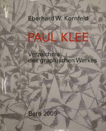 Illustrated Book Klee - Verzeichnis des graphischen Werkes von Paul Klee
