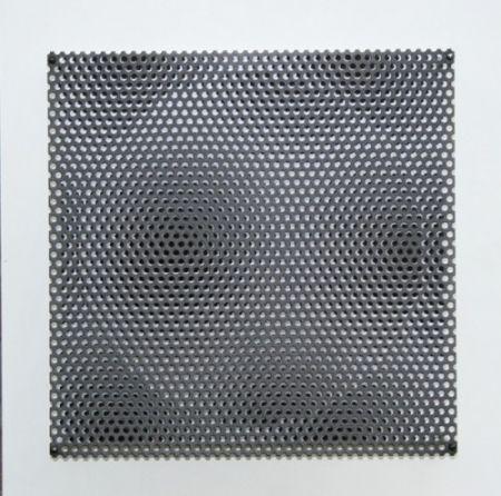 Woodcut Asis - Vibration grand cercle