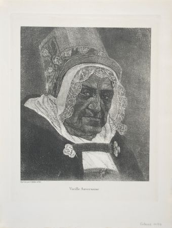 Etching Rops - Vieille Anversoise