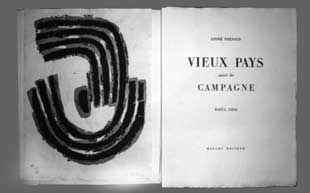 Illustrated Book Ubac - Vieux pays