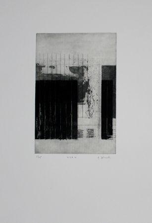Etching And Aquatint Jelinek - Viga 4