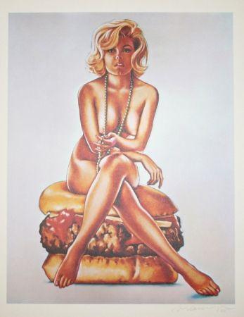 Lithograph Ramos - Vinaburger