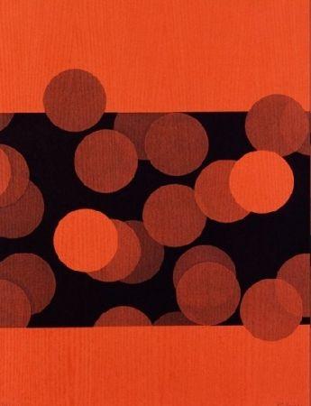 Engraving Bury - Vingt-quatre disques entre deux