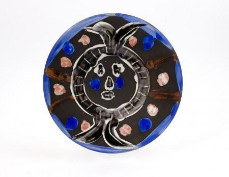 Ceramic Picasso - Visage no. 30