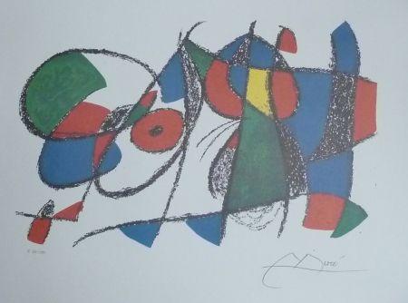 Lithograph Miró - Volumen II Litho VIII