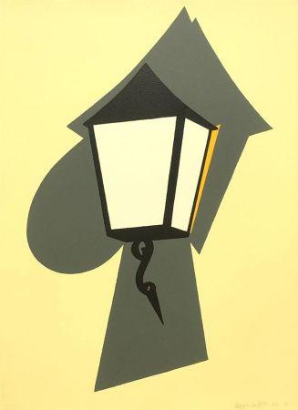 Screenprint Caulfield - Wall Lamp