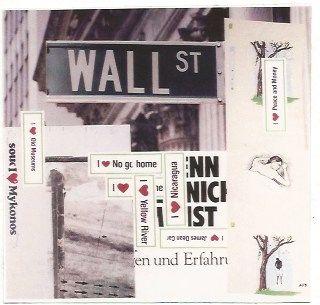 Lithograph Kippenberger - Wall Street