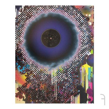 Numeric Print Murakami - Warp