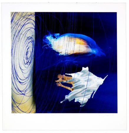 Numeric Print Myrvold - Water dream