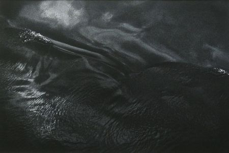 Lithograph Morinaga - Wave