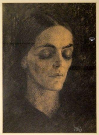 No Technical Junghanns - Weiblicher Kopf (Mary Wigman)