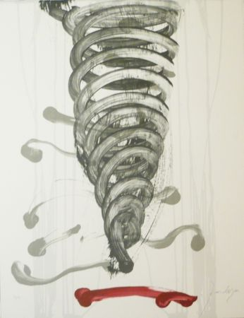 Lithograph Duran - Weik-kei 1