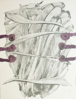 Lithograph Duran - Weik-kei 4