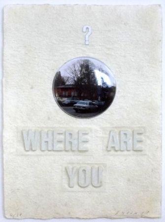 Etching Plensa - Where?