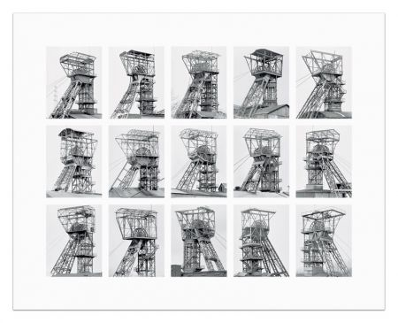 No Technical Bernd & Hilla - Winding Tower