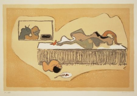 Lithograph Tanning - Witnesses