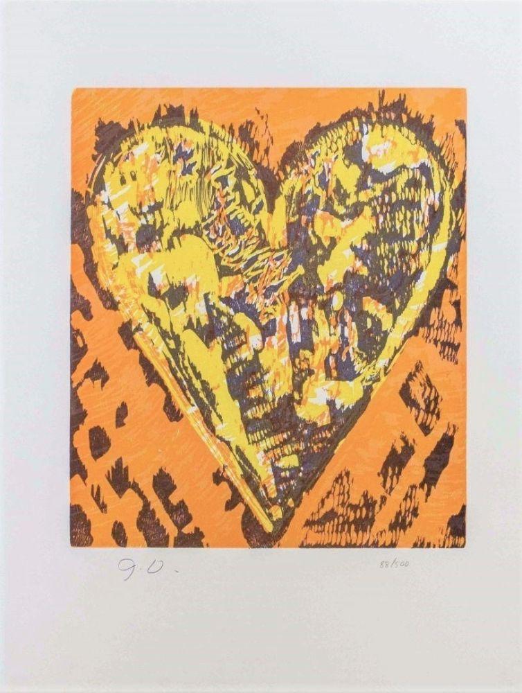 Woodcut Dine - Woodcut Heart