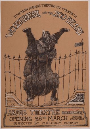 Offset Kentridge - Woozebear and the Zoo-Bears