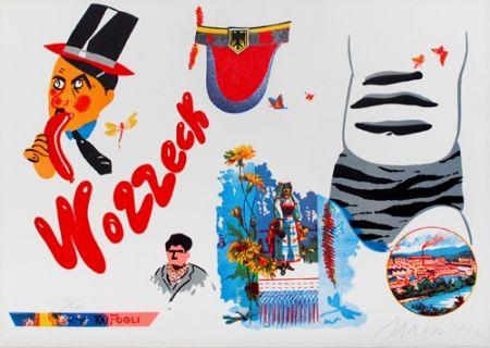 Lithograph Arroyo - Wozzeck