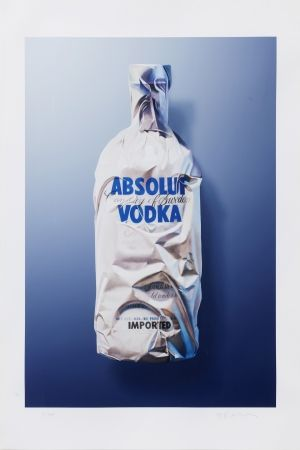 Numeric Print Edelmann - Wrapped moment of Absolut