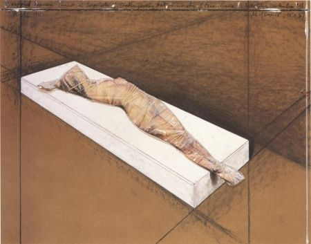 No Technical Christo & Jeanne-Claude - Wrapped Woman
