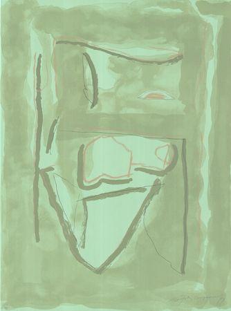Lithograph Ràfols Casamada - Xipre-2
