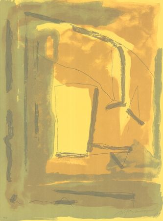 Lithograph Ràfols Casamada - Xipre-3
